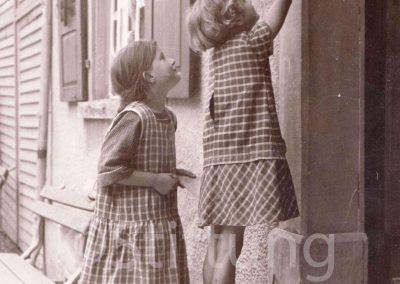 Nachsitzen bei Lehrer Greuter im Okenfiner